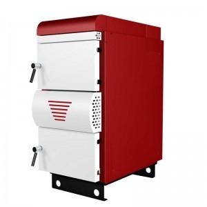 Houtvergassingsketel 80 kW